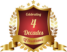 Celebrating four decades of excellence